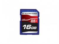 Silicon Power SD 16GB SP016GBSDH006V10, class6