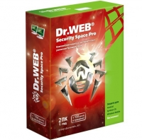 Dr. Web® для Windows Security Space PRO