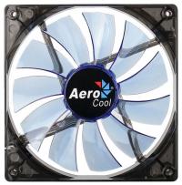 AEROCOOL 14СМ LIGHTNING BLUE LED