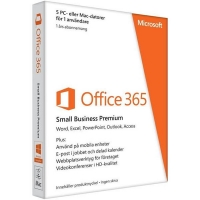 OFFICE 365 SMALL BUS PREM 32/64 RU SUBSCR 1YR KAZAKHSTAN ONLY MEDIALESS