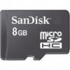 Micro Secure 8GB, SanDisk class 4, (без адаптера) SDSDQM-008-B35