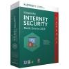КАСПЕРСКИЙ INTERNET SECURITY 2016 BOX 2-DEVICE 1 YEAR PACK