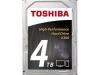 4 TB HDD TOSHIBA X300